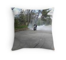 OUT OF THE THICK OF IT Throw Pillow