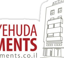 BY Apartments Sticker