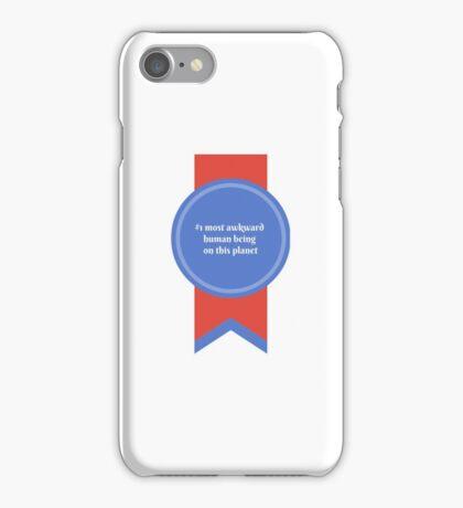 Medal  iPhone Case/Skin