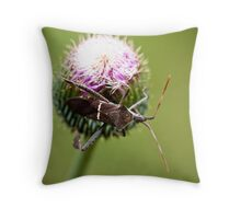 Simplistic Wonder Throw Pillow