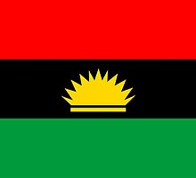 biafra flag by tony4urban