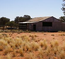 windsor station shearing shed by boydcarmody