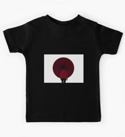 Red In Red   Kids Tee