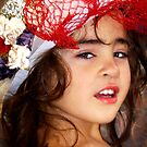 Melbourne Cup Day Fun by Peter Evans