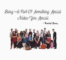 Being A Part Of Something Special Makes You Special by DareBearEfron