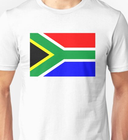 flag of South Africa Unisex T-Shirt