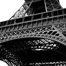 The Eiffel Tower by Ann Evans