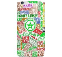 Achievement Hunter Quotes iPhone Case/Skin