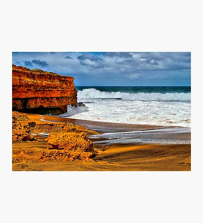 """Onshore Day at Winki Pop"" Photographic Print"