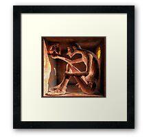 Ecce Homo 1 Framed Print