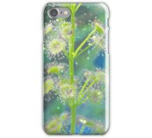 Sundew Drops iPhone Case/Skin
