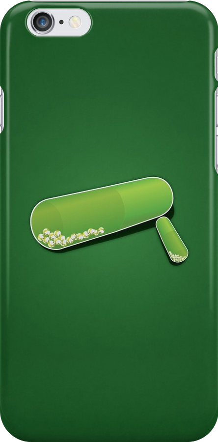 Green Pill by yanmos
