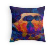 Exoticar 2. Throw Pillow