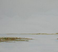 Off Blakeney by Linda Ridpath