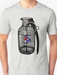 Wegner's Pet (The illusion of free will) T-Shirt