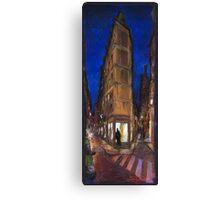 Paris Street 2 Canvas Print