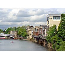 York's River Ouse Photographic Print