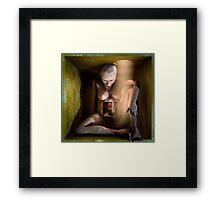 Ecce Homo 3 Framed Print