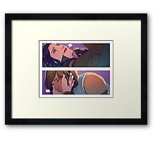 Intimacy Framed Print