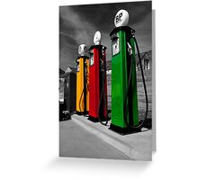Fill me up...!! Greeting Card