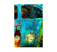 Exoticar 3 Art Print
