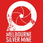 Melbourne Silver Mine Tee #1 by Tim Heraud