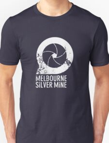 Melbourne Silver Mine Tee #1 Unisex T-Shirt