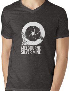 Melbourne Silver Mine Tee #1 Mens V-Neck T-Shirt