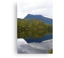 Mirrored Canvas Print