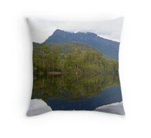Mirrored Throw Pillow