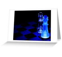 Bluemate Greeting Card