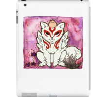 Amaterasu from Okami 02 iPad Case/Skin