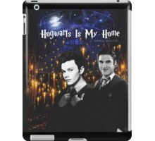 Hogwarts Is My Home iPad Case/Skin