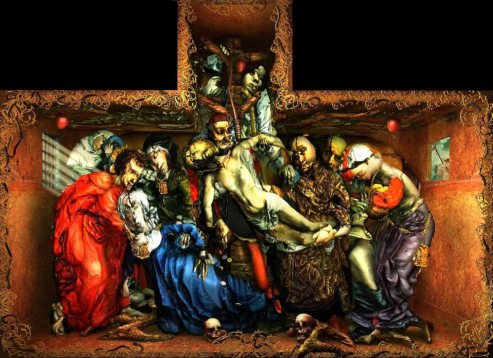 "BLACK GENESIS - ""The Glorification of Judas"" by Polygonist"