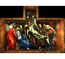 "BLACK GENESIS - ""The Glorification of Judas"" Photographic Print"