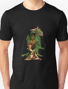Dragon and Fae    T-Shirt