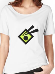 Abstract Eye Women's Relaxed Fit T-Shirt