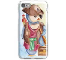 Puik Puik, the cutest Pirate iPhone Case/Skin