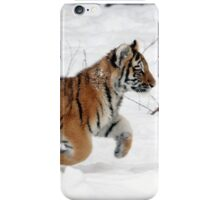 Young Tiger4 iPhone Case/Skin