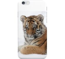 Adult Female Tiger iPhone Case/Skin