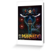 Puella Magi Moriarty Magica Greeting Card