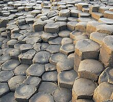 The Giant's Causeway by txema olmo