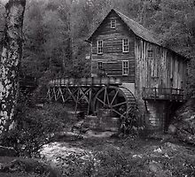 Glade Creek Grist Mill  Babcock SP  WVA by halnormank