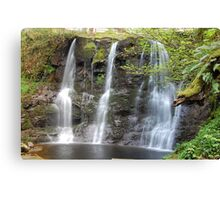 Ess-na-Crub Waterfall Canvas Print
