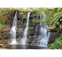 Ess-na-Crub Waterfall Photographic Print