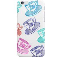 Teacups iPhone Case/Skin
