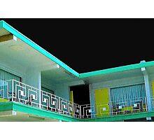 motel 5 Photographic Print