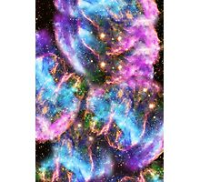 Galaxy Black Hole Photographic Print
