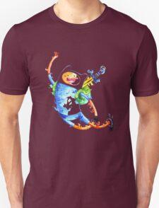 Finn highfive Unisex T-Shirt