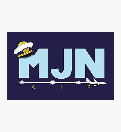 MJN Air  Photographic Print